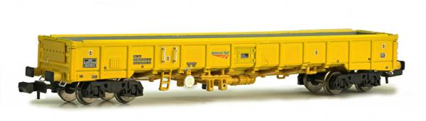 2F-010-006 Dapol JNA Falcon Ballast Wagon number NLU29064 in Network Rail livery