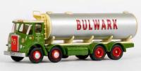 13204 Exclusive First Editions Atkinson 4 Axle Round Tanker Lorry - Bulwark