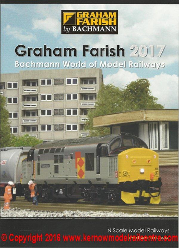 Graham Farish 2017 Range Image