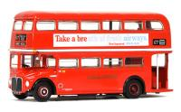 31515 Exclusive First Editions RM Routemaster Double Decker Bus in London Transport livery