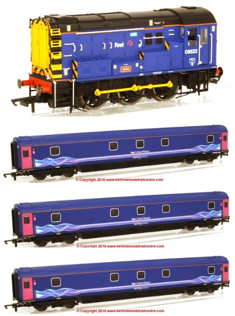 R3343 Hornby FGW Sleeper Pack Image