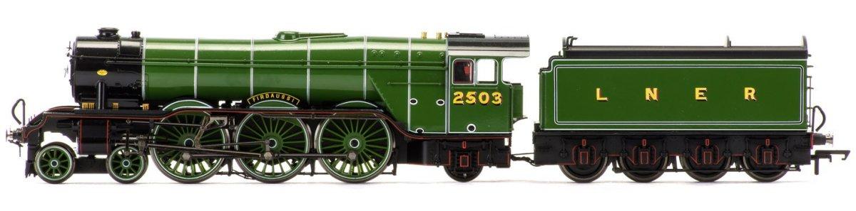 R3437 Hornby Class A3 Steam Loco Image