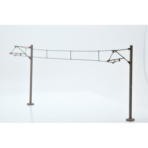 OOWIRE2 Dapol Catenary Wires 203mm