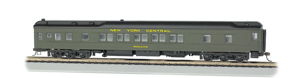 13904 Bachmann 80ft Pullman Car New York Central® (Lighted)