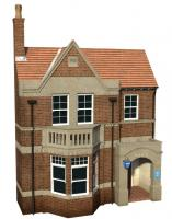 44-271 Bachmann Scenecraft Low Relief Police Station