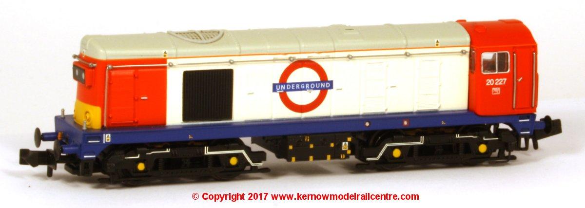 371-036 Graham Farish Class 20 Diesel Image