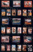 TSOO72 Tiny Signs Pre-Group Travel Posters