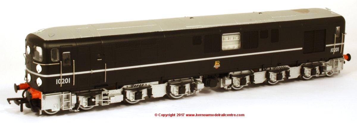 K2701 Bulleid Diesel Loco Image