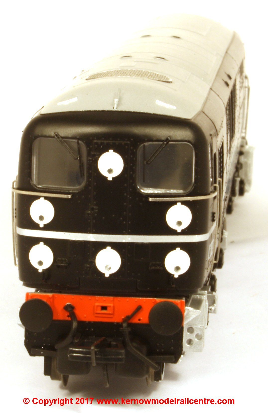 K2702 Bulleid 1-Co-Co-1 Diesel Locomotive number 10202 in BR Black livery with early emblem