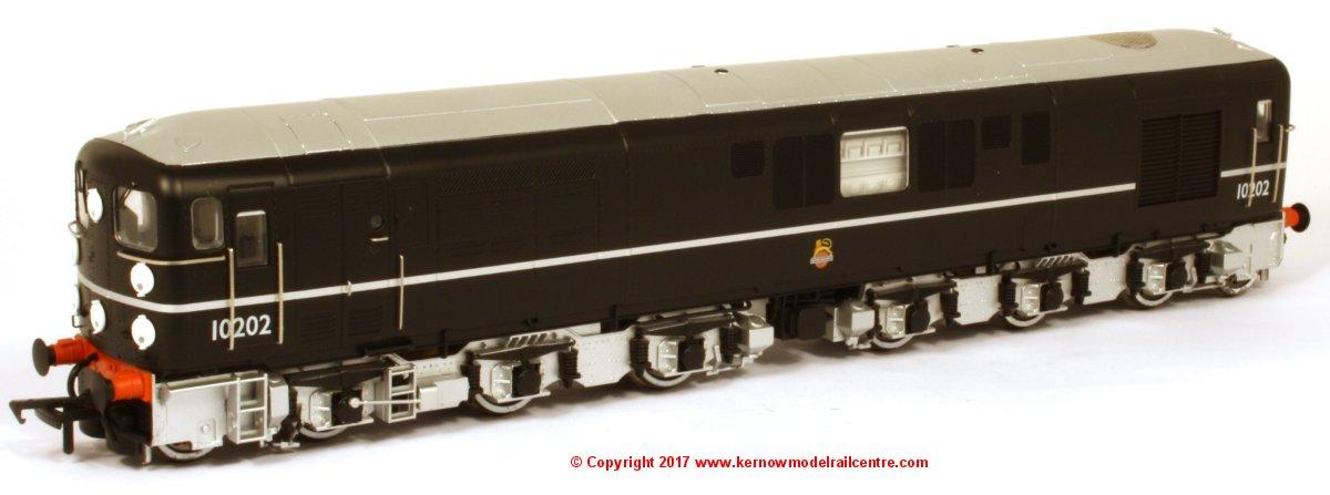 K2702DS Bulleid Diesel Loco Image