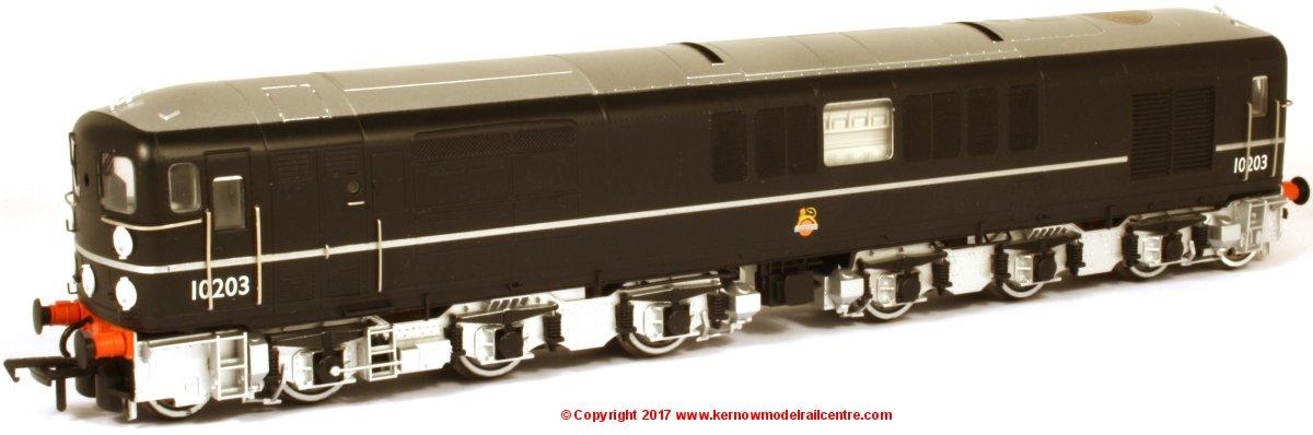 K2703 Bulleid Diesel Image