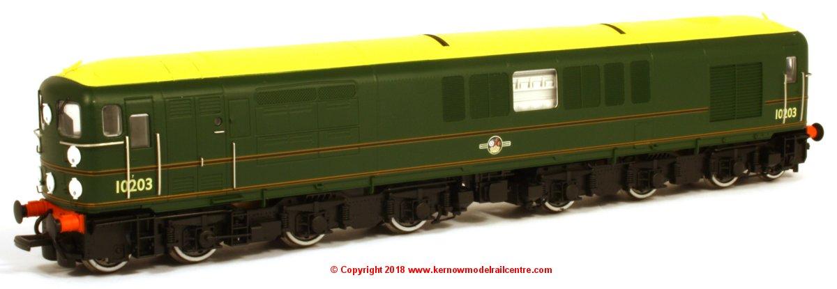 K2704 Bulleid Diesel Image