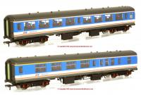K9612 Bachmann NSE Mk2 Coach Pack Special Offer