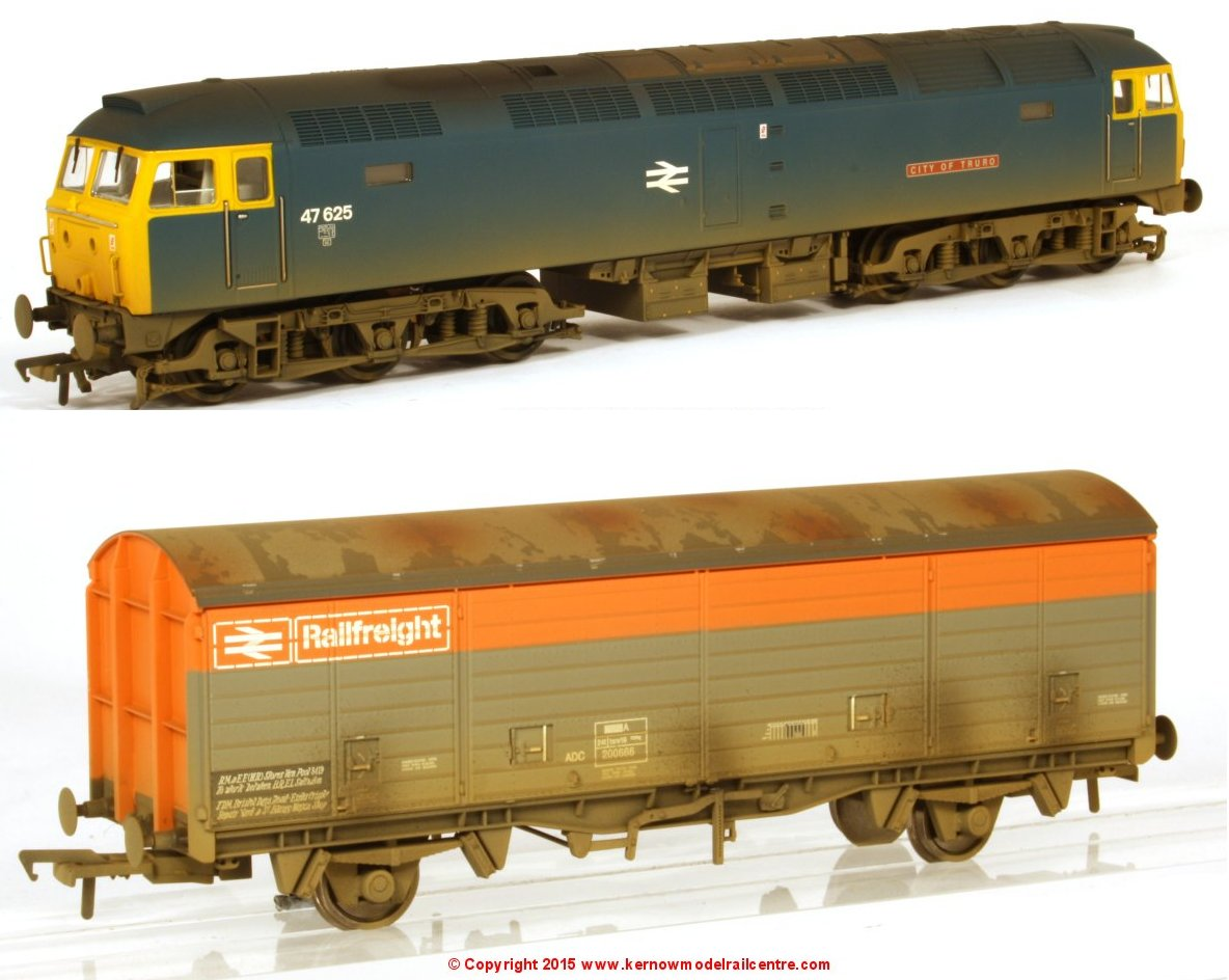 K9980 Bachmann City of Truro Cornish Pack