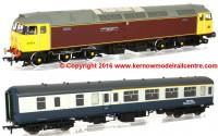 K9986 Bachmann Class 47 Midland Counties with HST Barrier Coach Pack