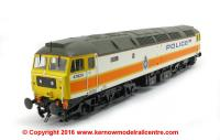 31-650Q Bachmann Class 47 Diesel Locomotive number 47 829 in Police livery