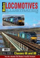 Magazine - Modern Locomotives Illustrated 236 - Classes 68 and 88