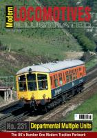 Magazine - Modern Locomotives Illustrated 231 - Departmental Multiple Units