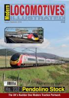 Magazine - Modern Locomotives Illustrated 232 - Pendolino Stock