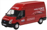 76FT034 Oxford Diecast Ford Transit MkV Parcelforce