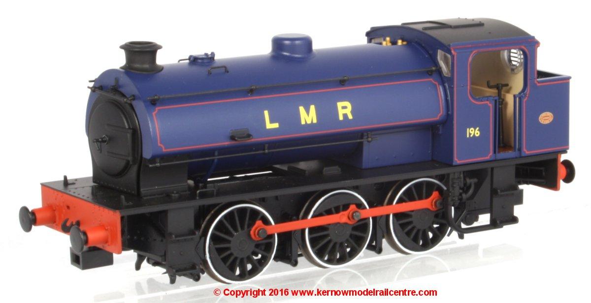 DJ Models J94 Longmoor Steam Loco Image