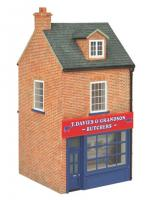 OS76T003 Oxford Structures T Davies and Grandson Butchers