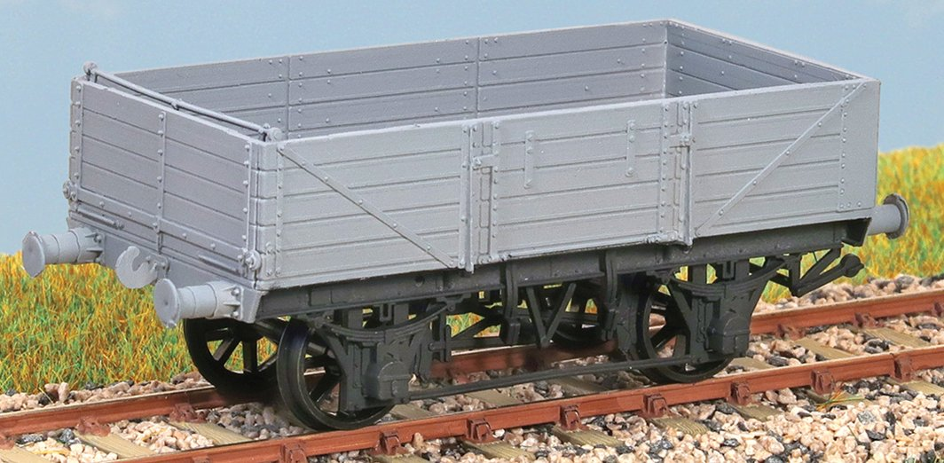 PC82 Parkside Dundas GWR 10 Ton China Clay Wagon Kit