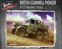 PKTHU35201 Pocketbond Scammell Pioneer SV2S Recovery Tractor