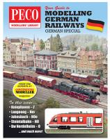 PM-207 Peco Your Guide to Modelling German Railways