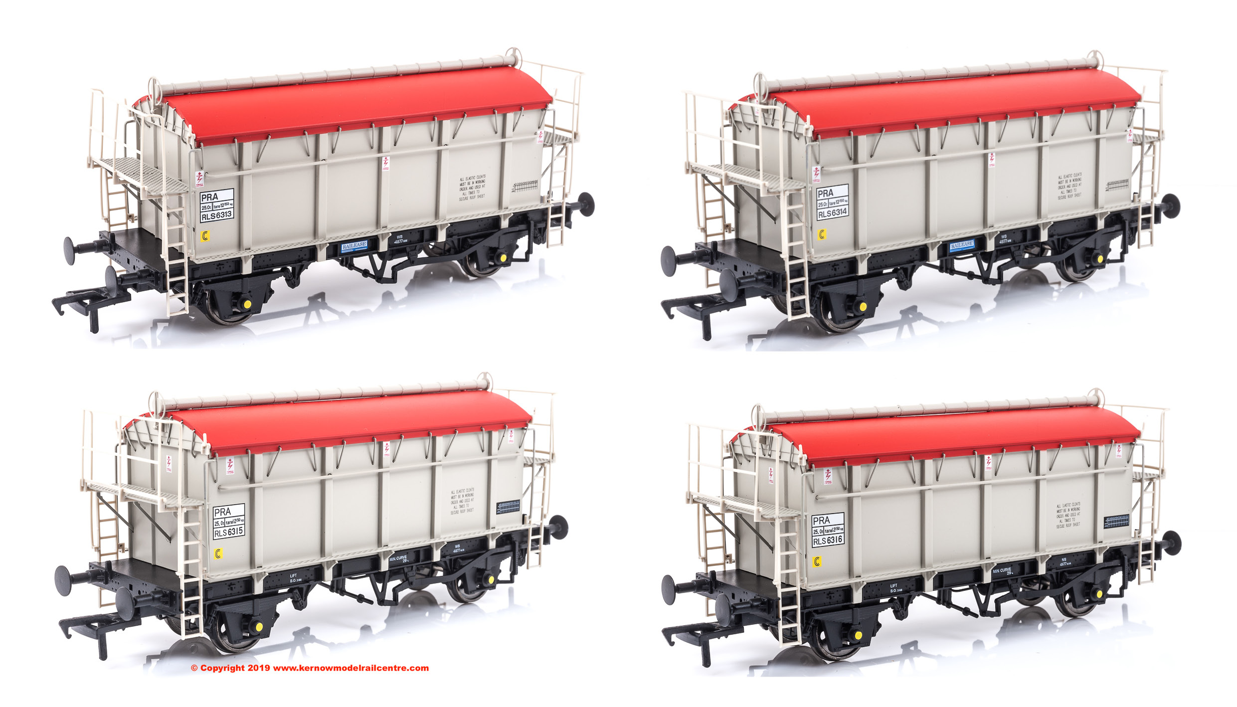 SB007ZA PRA Wagon Image