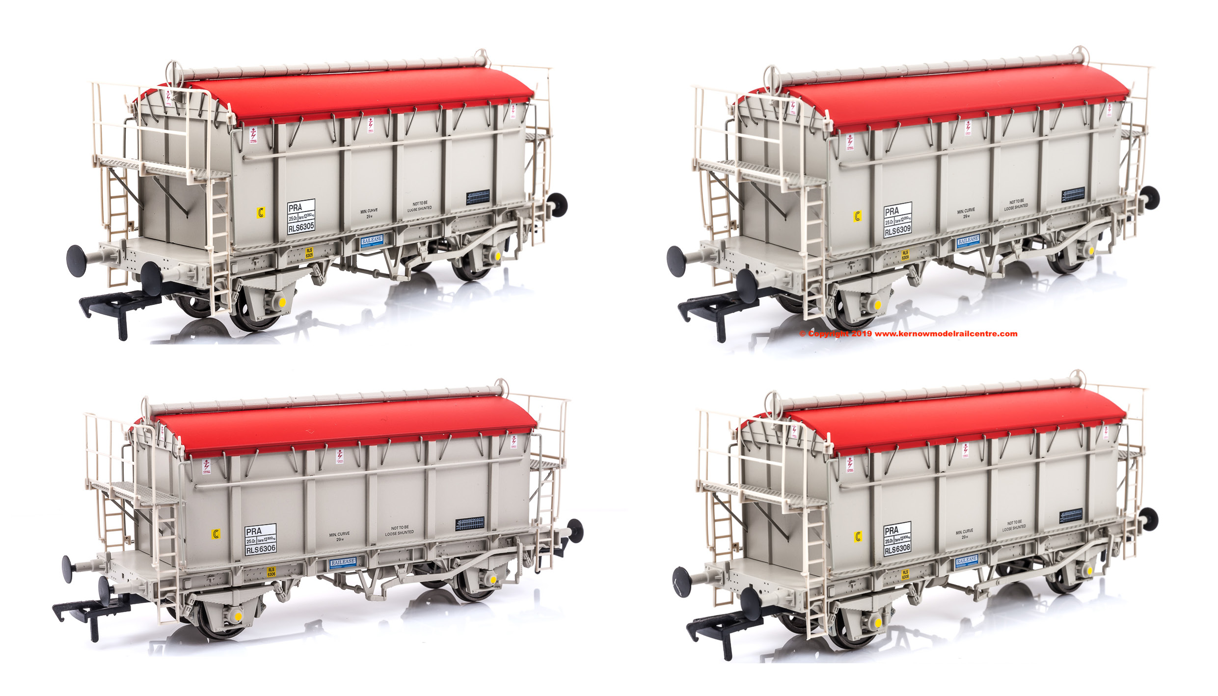SB007ZB PRA Wagon Image