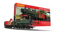 R1254M Hornby GWR Freight Train Set