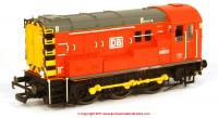 R3504TTS Hornby Class 08 Diesel Shunter number 08 623 in DB Schenker livery with TTS Sound