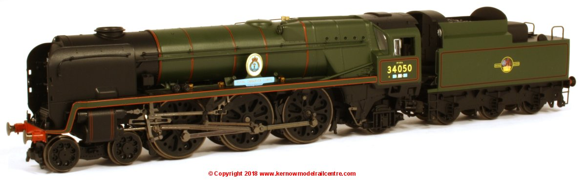 R3618 Hornby Rebuilt Battle of Britain Image