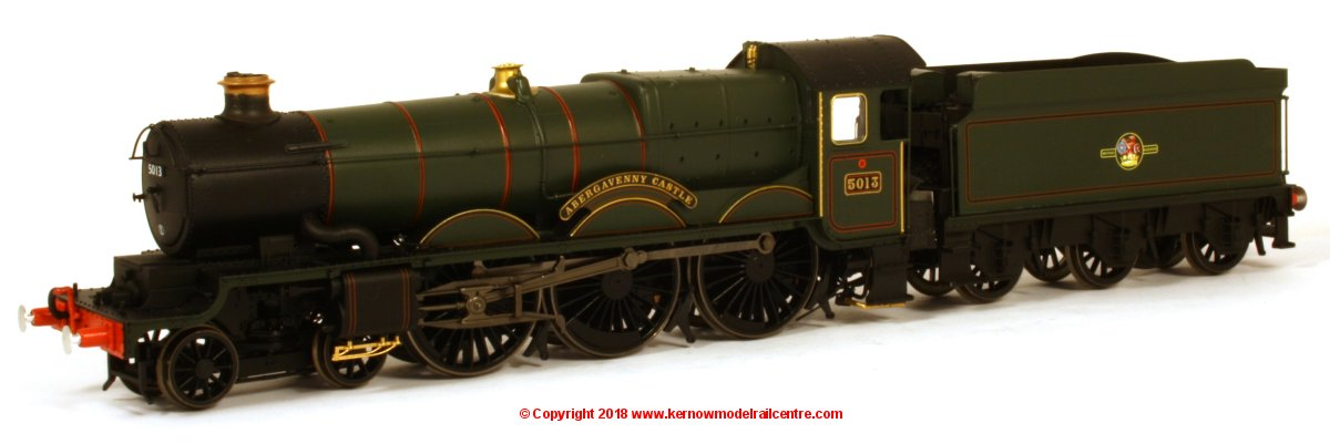 R3619 Hornby Castle Steam Loco Image