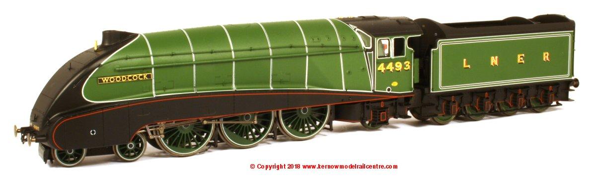 R3630 Hornby A4 Steam Loco Image