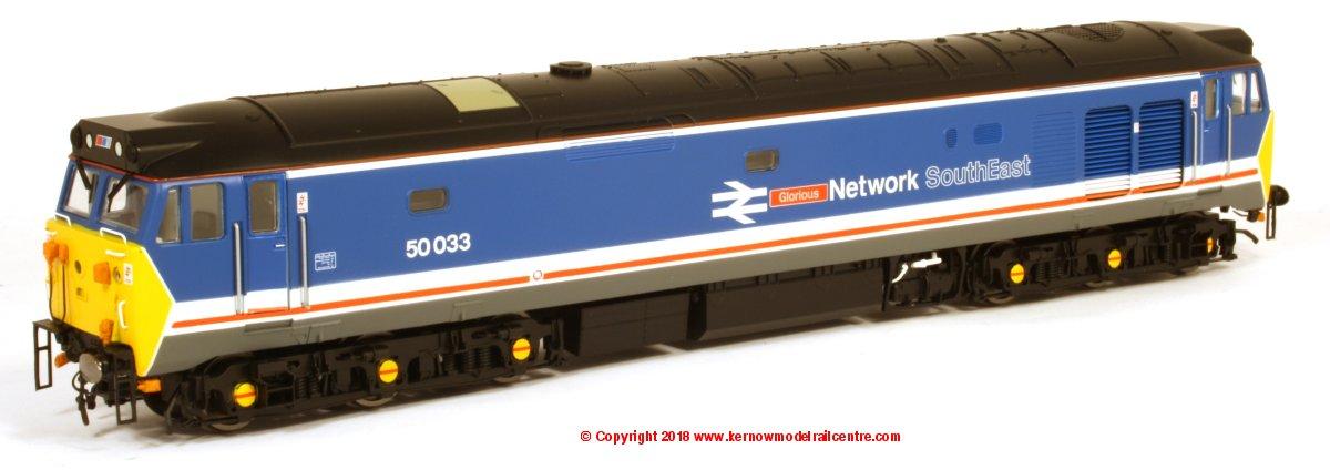R3658 Hornby Class 50 Diesel Loco Image
