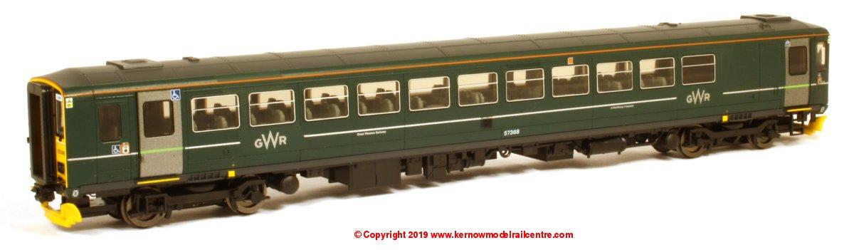 R3662 Hornby Class 153 GWR Sprinter DMU Image