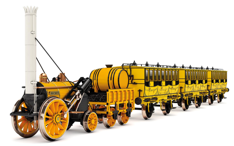 R3810 Hornby Rocket Train Pack Image