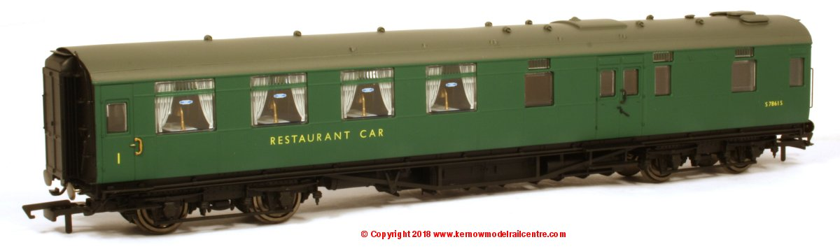 R4817 Hornby Maunsell Kitchen Car Image