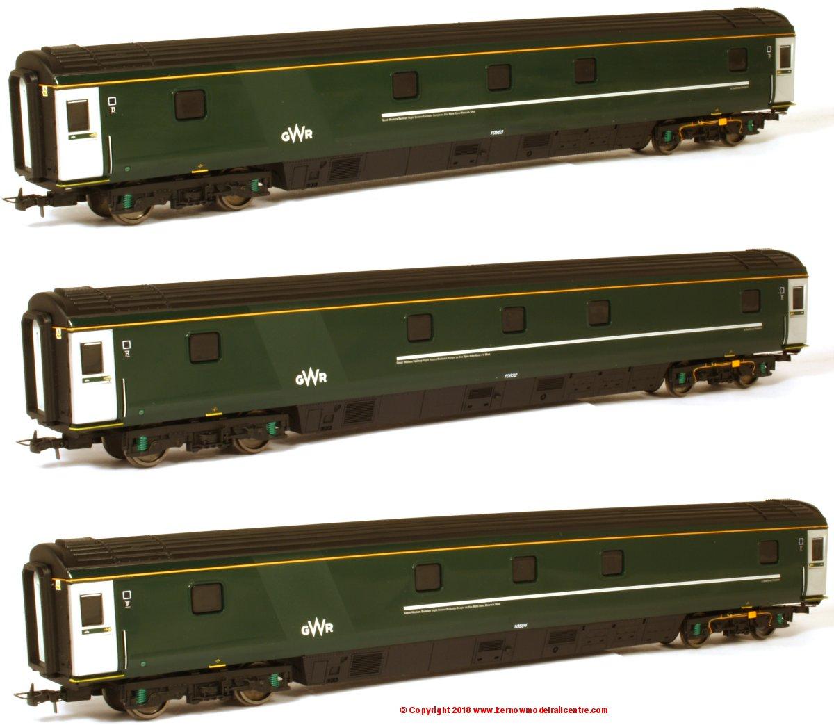 R4868A Hornby Sleeper Pack