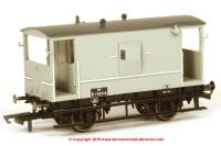 R6834 Hornby Diagram 064 Toad E 20T Brake Van number E175712 in BR Grey livery
