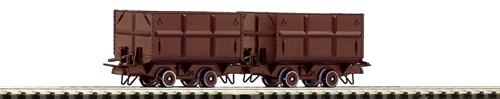 34499 Roco HOe Side Tipping Wagons (Pack of 2)