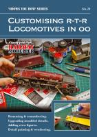 Book - Railway Modeller 28 - Customising R-T-R Locomotives in OO Gauge
