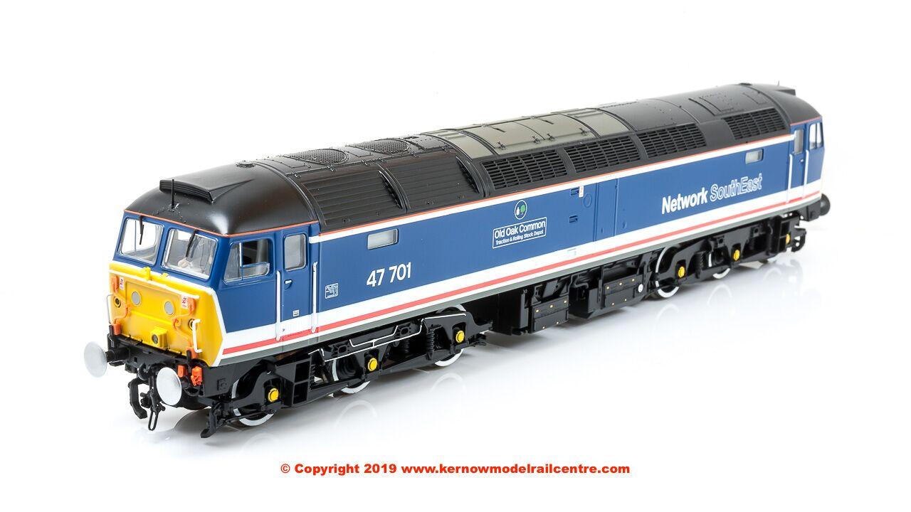 31-657Z Bachmann Class 47 NSE Image