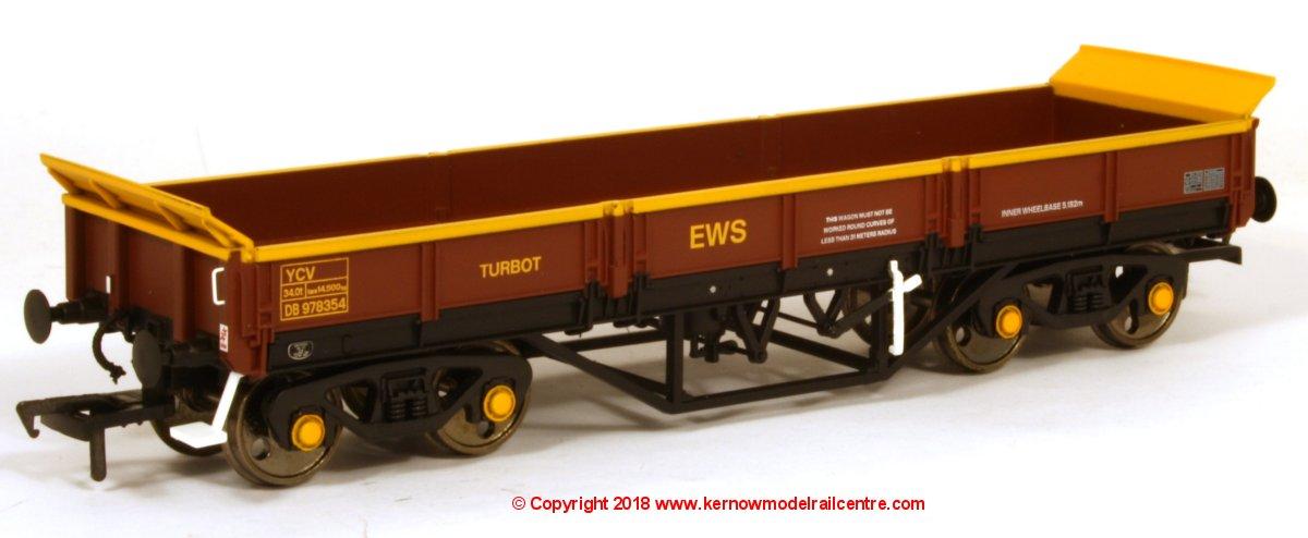 SB006F YCV EWS Turbot Image