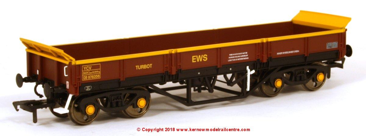 SB006G YCV EWS Turbot Image