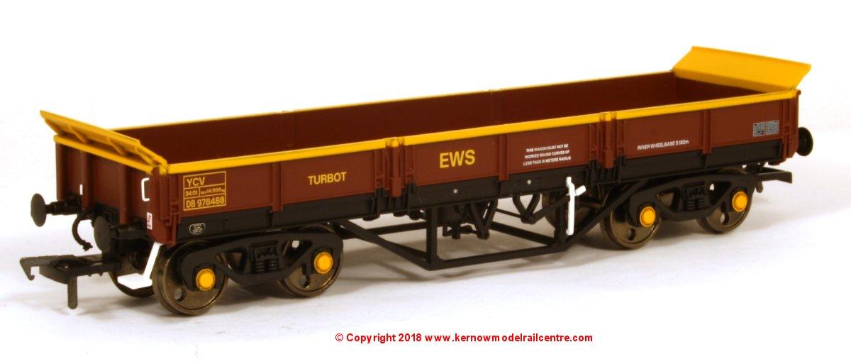 SB006H YCV EWS Turbot Image