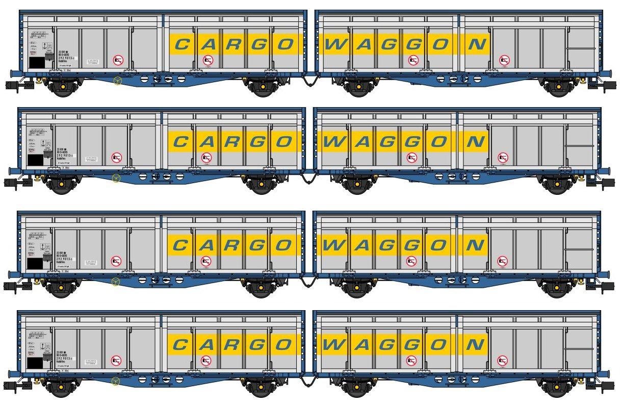 SB008L Revolution IZA Cargowaggon Image