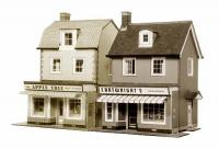 B22 Superquick Two Country Town Shops Card Kit